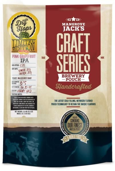 Mangrove Jacks Craft Series