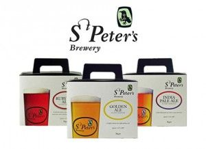 St Peters Beer Kits
