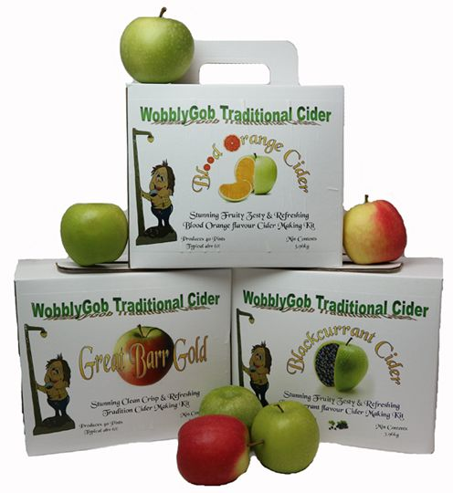 WobblyGob Traditional Ciders